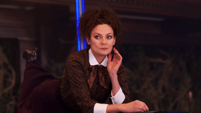 Doctor Who Series 10 - Michelle Gomez as The Master (c) BBC