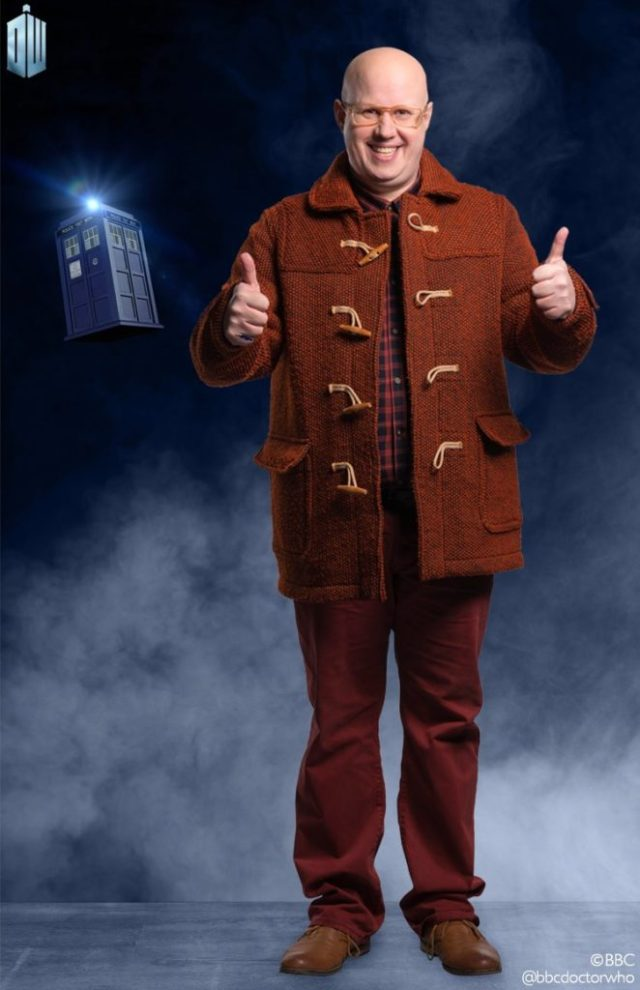 Doctor Who Series 10 Character Image - Nardole (Matt Lucas) (c) BBC