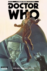 TITAN COMICS - DOCTOR WHO: GHOST STORIES #1 (OF 4) COVER F: Luis Guerrero