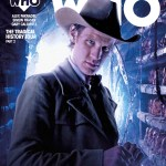 TITAN COMICS - DOCTOR WHO: ELEVENTH DOCTOR YEAR 3 #4 - COVER C - By Rachael Smith