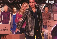 TITAN COMICS - DOCTOR WHO: NINTH DOCTOR #12 COVER B - PHOTO – WILL BROOKS