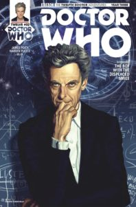 ​DOCTOR WHO: TWELFTH DOCTOR YEAR 3 #2 COVER A - REGULAR Claudia Ianniciello