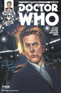 ​DOCTOR WHO: TWELFTH DOCTOR YEAR 3 #2 COVER D - Pasquale Qualano & Amoona Saohin