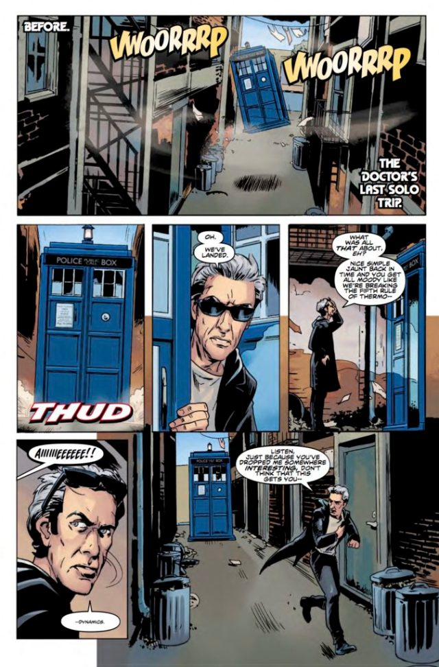 DOCTOR WHO: TWELFTH DOCTOR YEAR 3 #2 PREVIEW