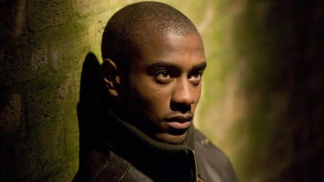 Michael Obiora as Billy Shipton in Doctor Who 'Blink' © BBC
