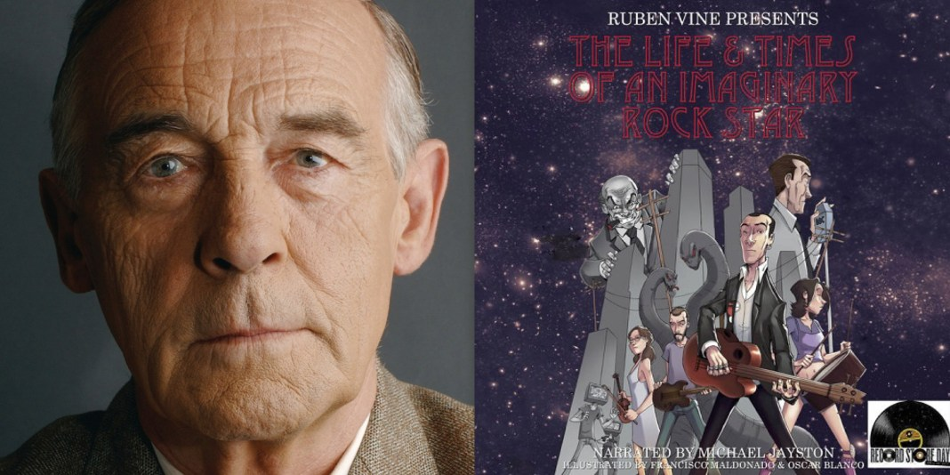 Michael Jayston - The Life and Times of an Imaginary Rock Star