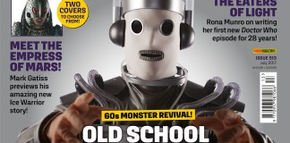 Doctor Who Magazine 513 Cover B
