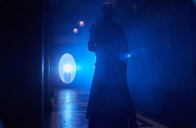 Doctor Who S10- Episode: Extremis (No. 6) - Monk - (C) BBC/BBC Worldwide - Photographer: Simon Ridgway