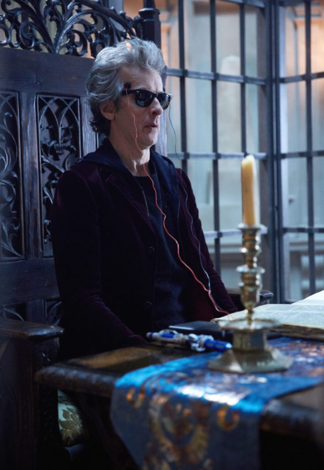 Doctor Who S10 - Episode: Extremis (No. 6) - Picture Shows: The Doctor (PETER CAPALDI) - (C) BBC/BBC Worldwide - Photographer: Simon Ridgway