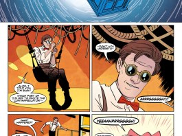 TITAN COMICS - Doctor Who : The Eleventh Doctor Year Three #5
