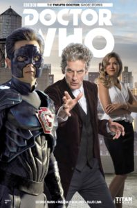 TITAN COMICS - Doctor Who: Ghost Stories #2 Cover B Will Brooks