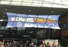 MCM Comic Con - May 2017