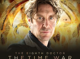 Big Finish - The Eight Doctor - The Time War - (c) Big Finish
