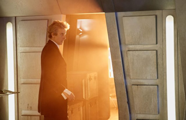 Doctor Who S10 – World Enough and Time - The Doctor (PETER CAPALDI) - (C) BBC/BBC Worldwide - Photographer: Simon Ridgway