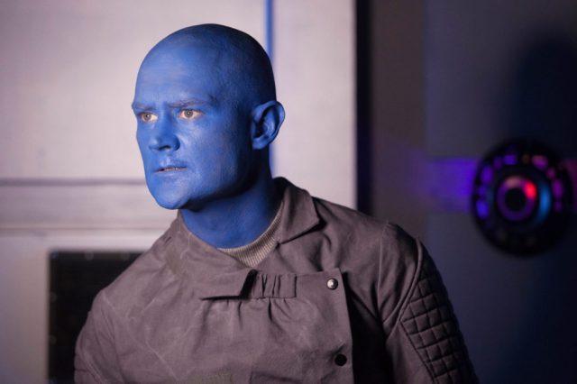 Doctor Who S10 – World Enough and Time - Jorj (OLIVER LANSLEY) - (C) BBC/BBC Worldwide - Photographer: Simon Ridgway