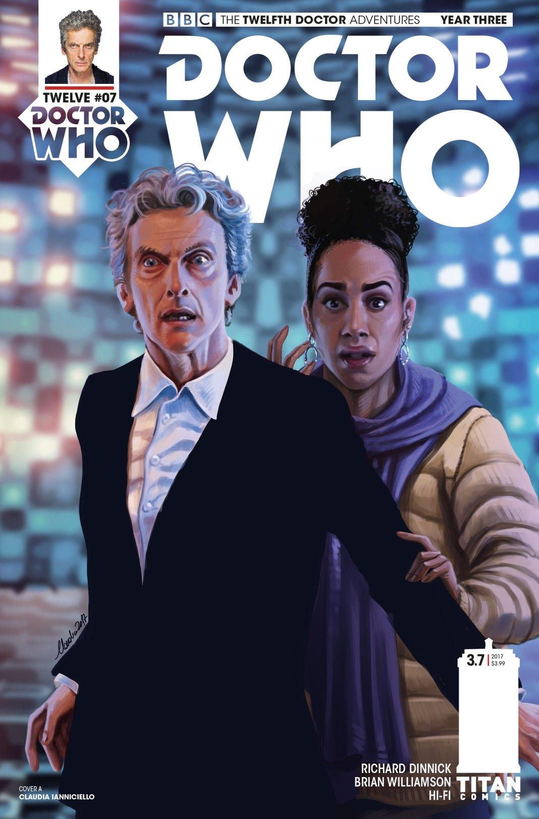 TWELFTH DOCTOR #3.7 PART 3 (OF 3)
