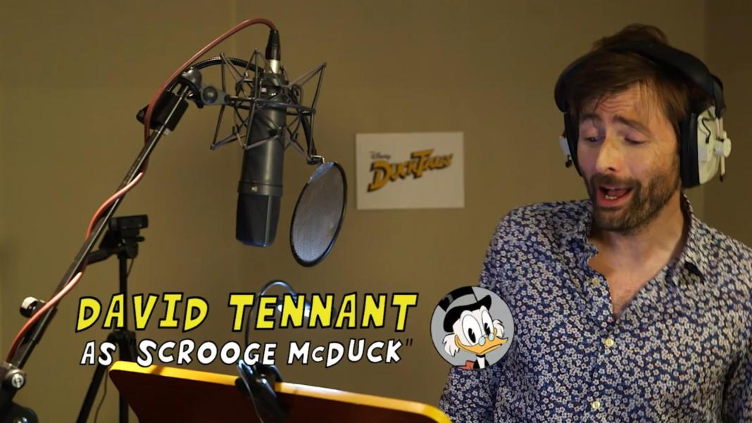 David Tennant - DuckTales - Disney XD