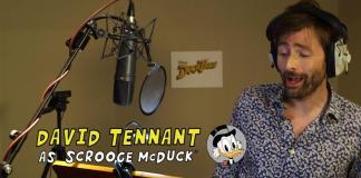 David Tennant - DuckTales - Disney XD