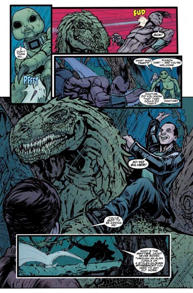 TITAN COMICS - Ninth Doctor Vol. 2: Doctormania