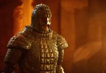 Doctor Who S10 Empress of Mars (No. 9) Friday (RICHARD ASHTON) - (C) BBC/BBC Worldwide - Photographer: Simon Ridgway