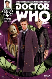 TITAN COMICS - DOCTOR WHO: ELEVENTH DOCTOR YEAR 3 #6 Cover B: Photo - Will Brooks