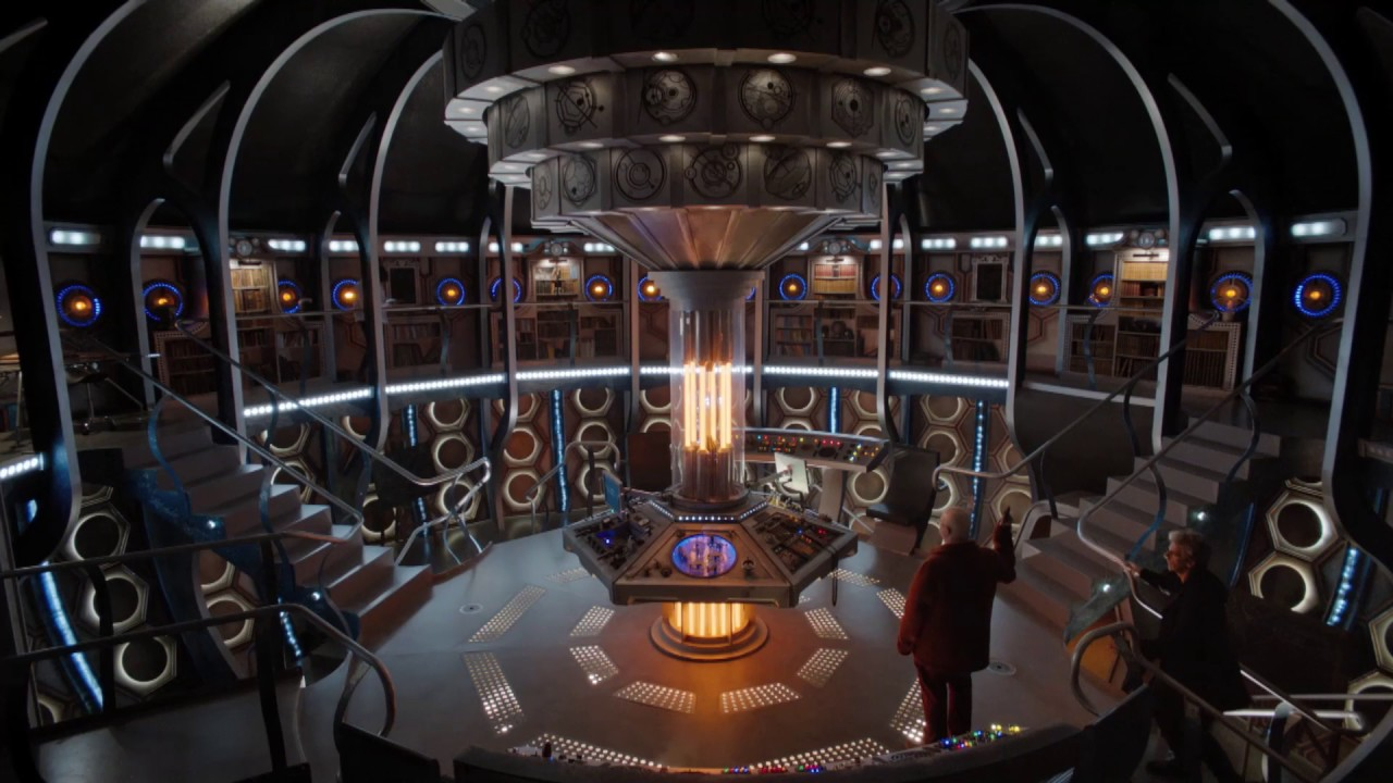 What Would The TARDIS Be Like If it Was Missy's Crib ...