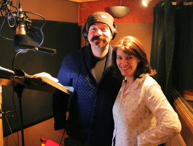 Rufus Hound and Lisa Bowerman - Big Finish