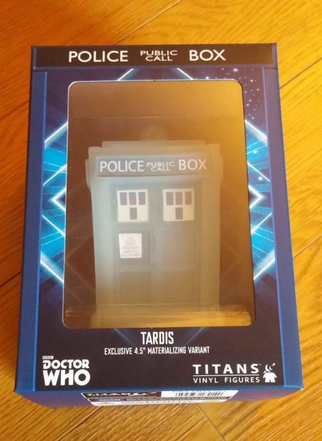 Doctor Who Nerd Block - Titan TARDIS