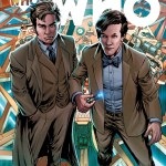 TITAN COMICS - DOCTOR WHO: ELEVENTH DOCTOR #3.7 COVER C: RODNEY RAMOS