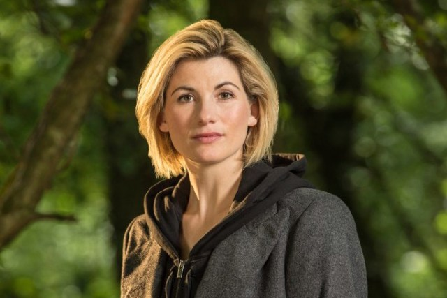 Doctor Who - The Doctor (JODIE WHITTAKER) - (C) BBC - Photographer: Colin Hutton