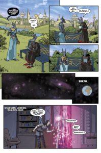 TITAN COMICS - DOCTOR WHO: TENTH DOCTOR #3.7