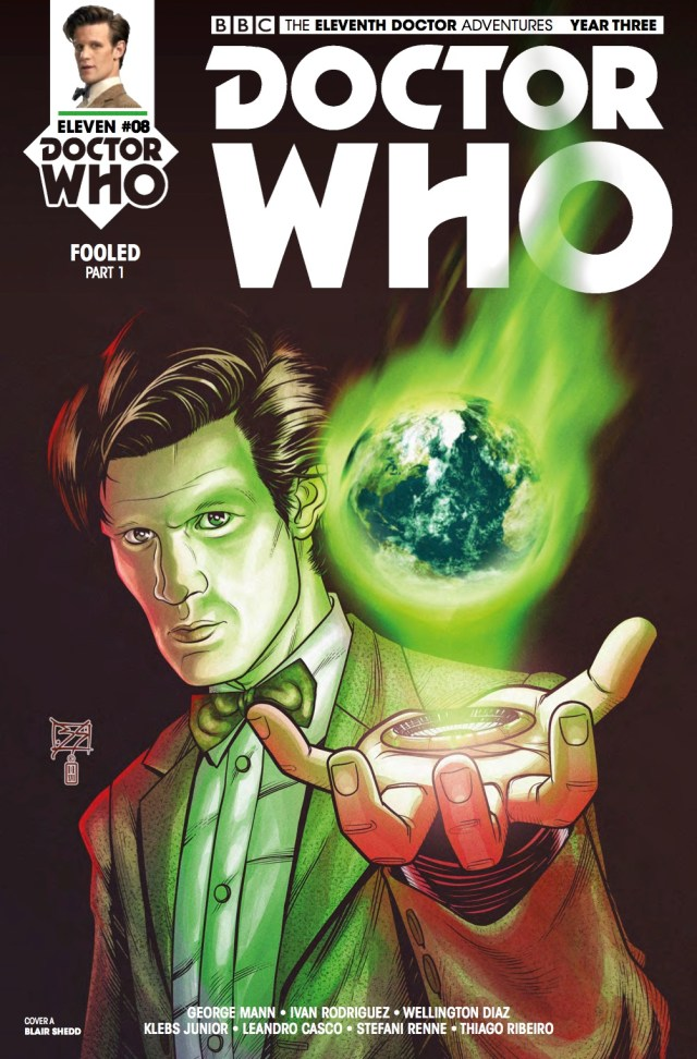 DOCTOR WHO: ELEVENTH DOCTOR YEAR THREE #8
