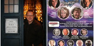 Martin Parsons - Who's at the Playhouse
