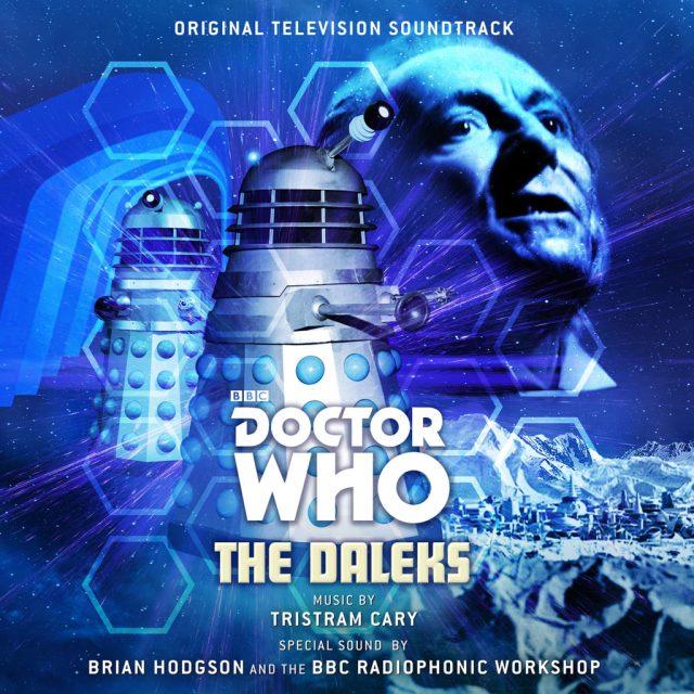 Doctor Who The Daleks (1963) © Silva Screen
