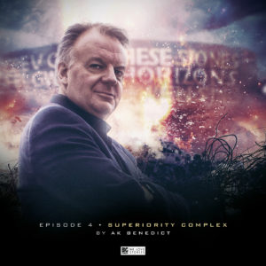 TORCHWOOD - SUPERIORITY COMPLEX