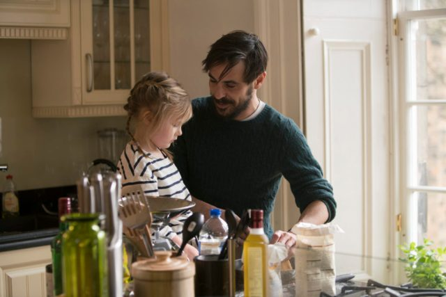 Trust Me - Ep4 (No. 4) - Picture Shows: Molly (SUMMER MASON), Dr Andy Brenner (EMUN ELLIOTT) - (C) Red Productions - Photographer: Mark Mainz