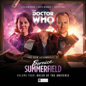 DAVID WARNER AND LISA BOWERMAN IN 'THE NEW ADVENTURES OF BERNICE SUMMERFIELD: VOLUME FOUR'
