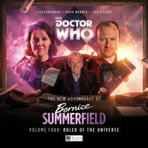 DAVID WARNER AND LISA BOWERMAN IN 'THE NEW ADVENTURES OF BERNICE SUMMERFIELD: VOLUME FOUR'