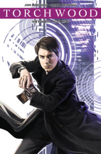 Torchwood The Culling #1 Cover C