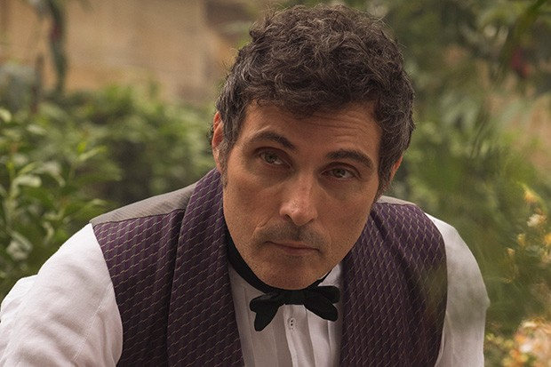 Russell Sewell - Victoria - (c) ITV