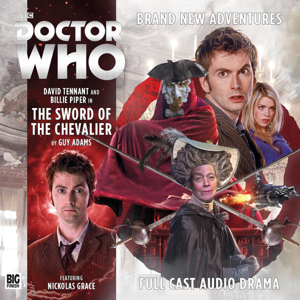 BIG FINISH – 2.2. THE TENTH DOCTOR ADVENTURES: THE SWORD OF THE CHEVALIER