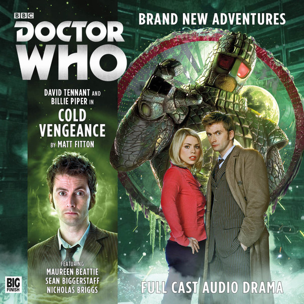 BIG FINISH – 2.3. THE TENTH DOCTOR ADVENTURES: COLD VENGEANCE