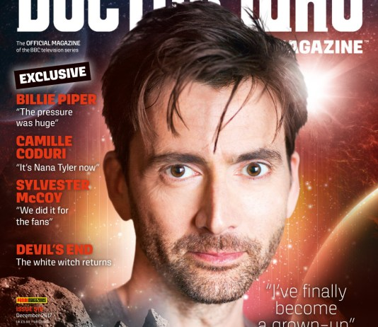 Doctor Who Magazine - Issue 518 - Cover