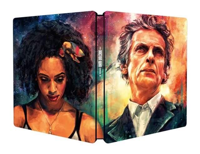Doctor Who The Complete Series 10 Steelbook