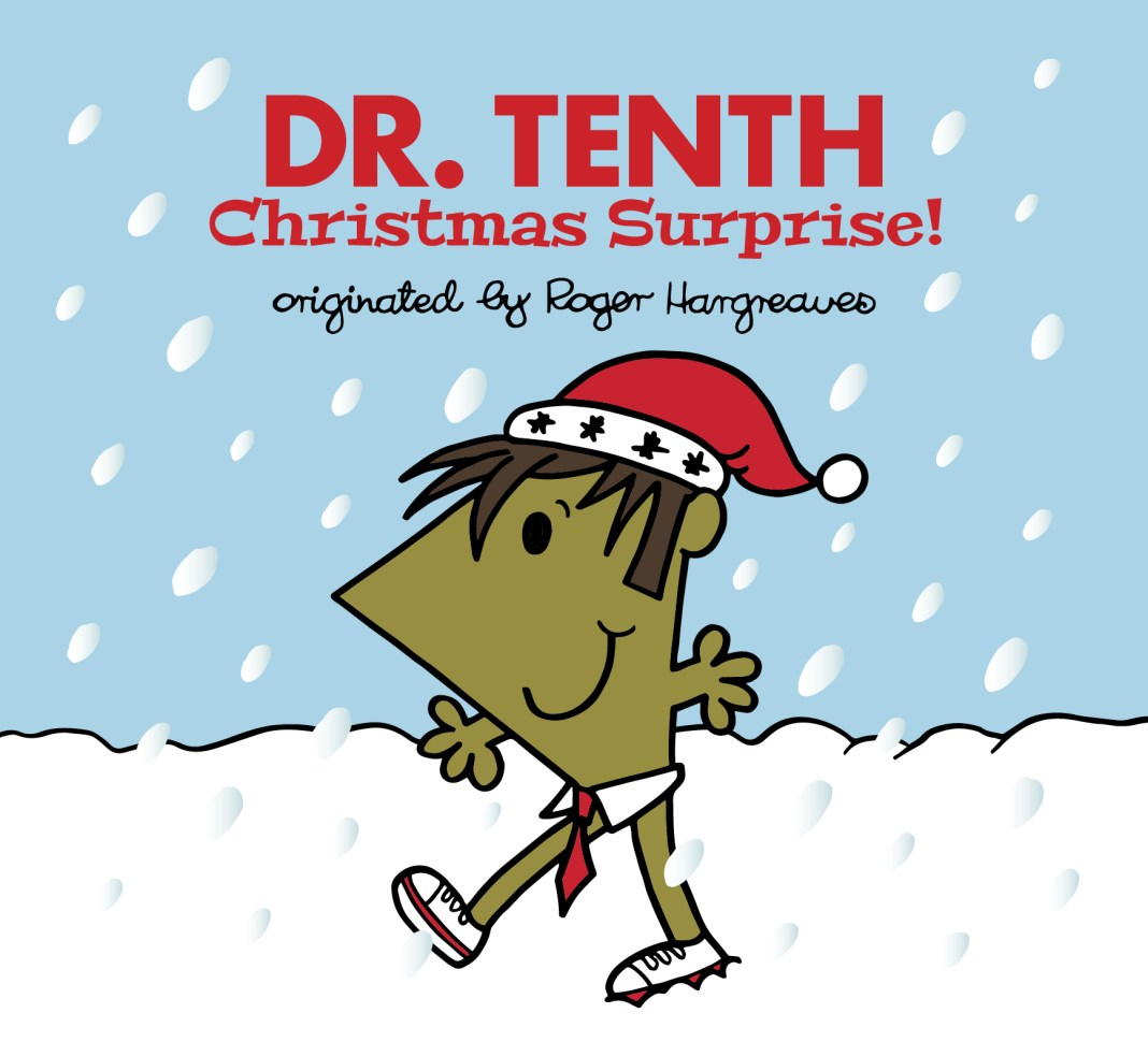Dr Tenth Christmas book