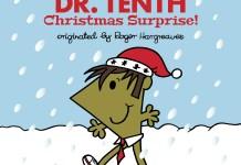 Dr Tenth Christmas book
