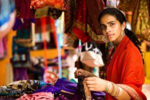 The Good Karma Hospital (Ep2) Mandip Gill as Padma Kholi - Feb 2017