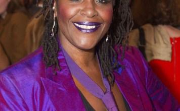 Sharon D. Clarke (Sonja) 'The Life' musical, Press Night, London, UK - 29 Mar 2017 -Photo by Dan Wooller/REX/Shutterstock