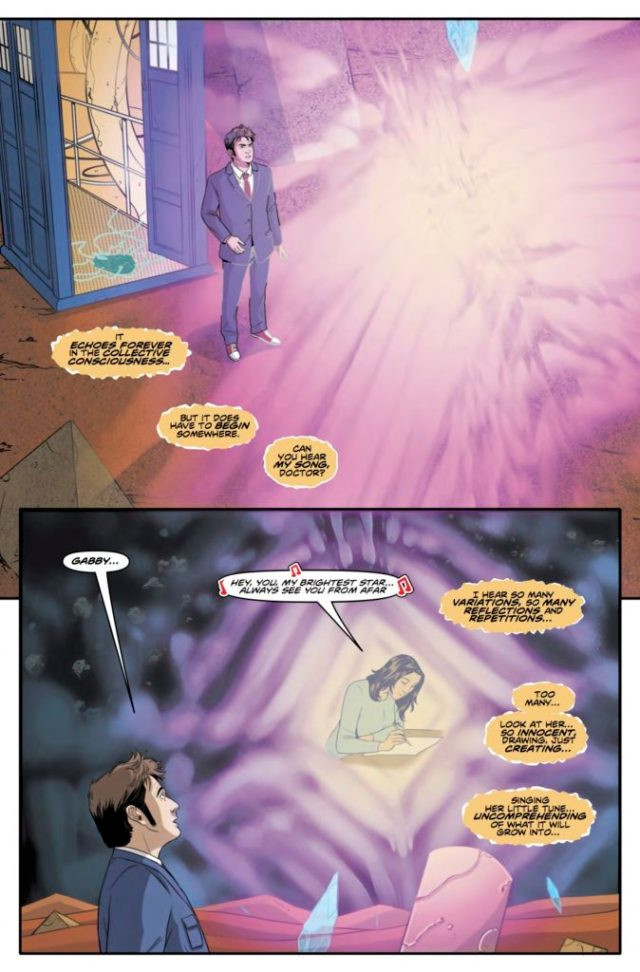 Doctor Who Tenth Doctor 3:10 - Page 2 - (c) Titan Comics