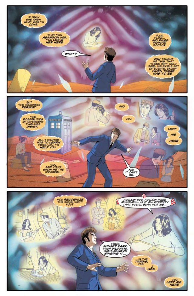 Doctor Who Tenth Doctor 3:10 - Page 3 - (c) Titan Comics